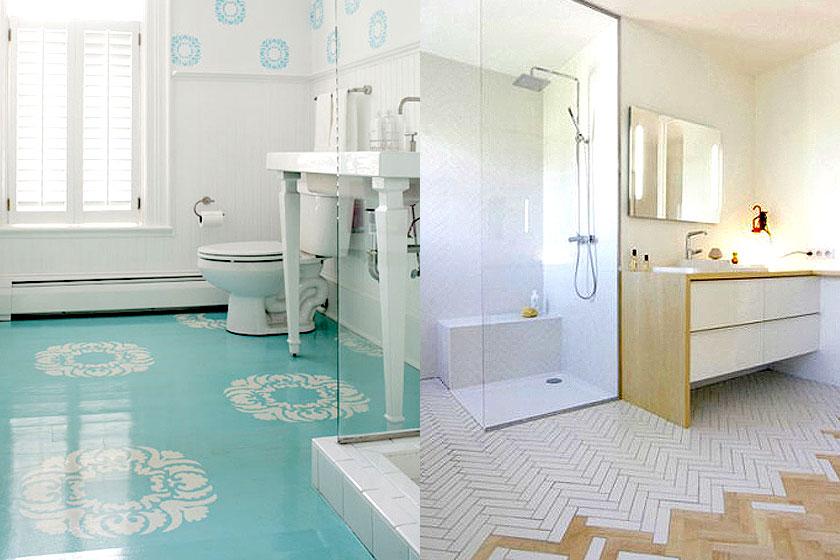 Dessins en prints in interieurs - Oppervlak 1 - vloeren met prints en dessins - Foto 3 van 3
