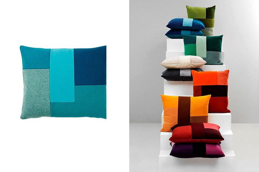 Brick pillow cushion kussen ontworpen door Normann Copenhagen - Te koop via de webshop van Flinders