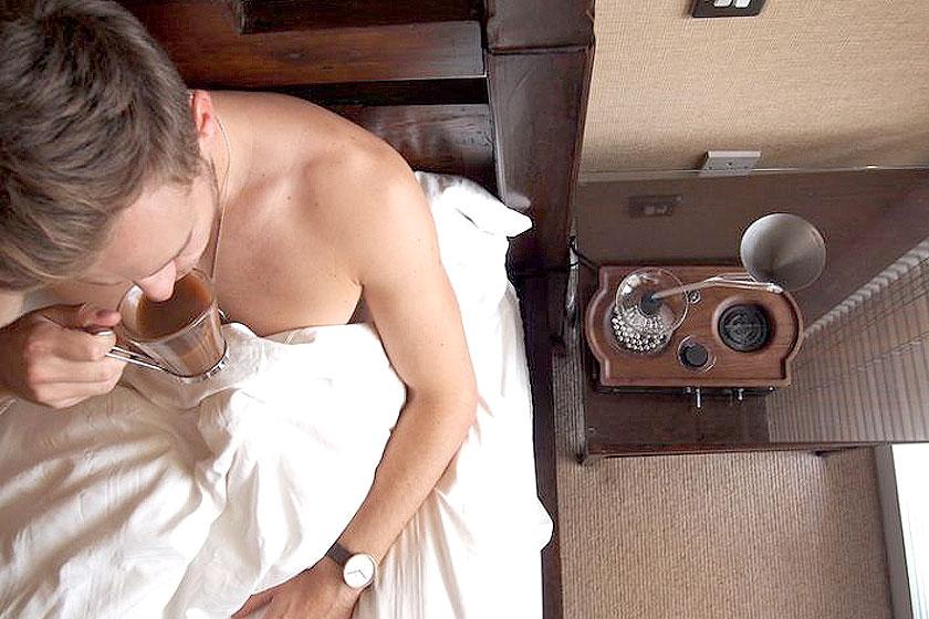 The Barisieur - wekker die koffie zet - Foto 4