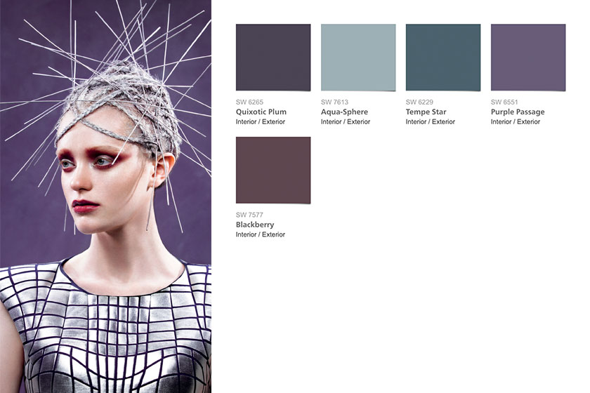 2016 Trend kleuren kleur voorspelling color forecast Sherwin Williams 04 Trajectory