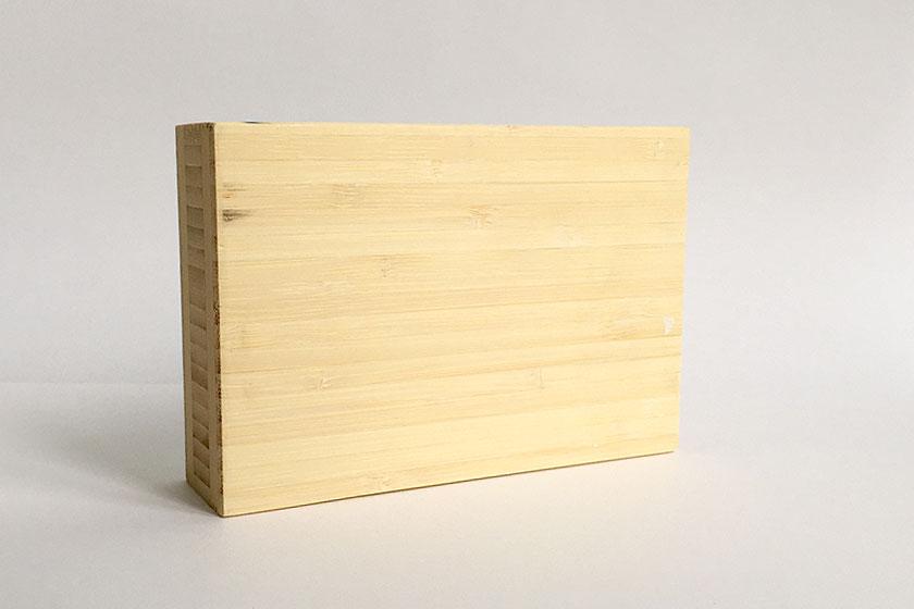 Foto op hout - Hout blokken met print bestellen - Bold Lines kunst art by Dutch artist kunstenaar Mr. Upside - foto 2