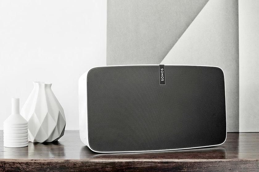 SONOS Play:5 speakerbox is vernieuwd en werkt nu samen met Trueplay software