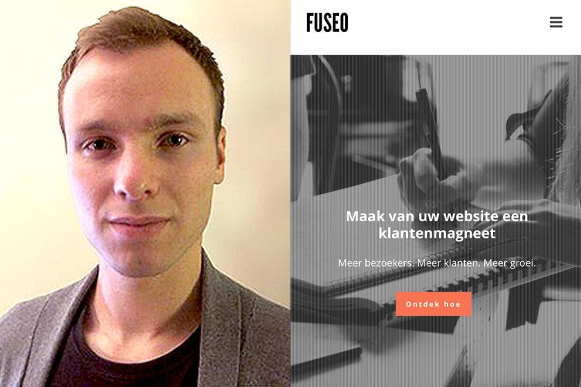 Gastblogger Kevin Vertommen uit België met eigen online marketing bedrijf Fuseo.be