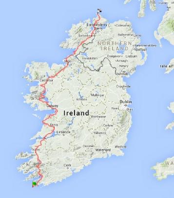 'Miz Mal' Wild Atlantic Route