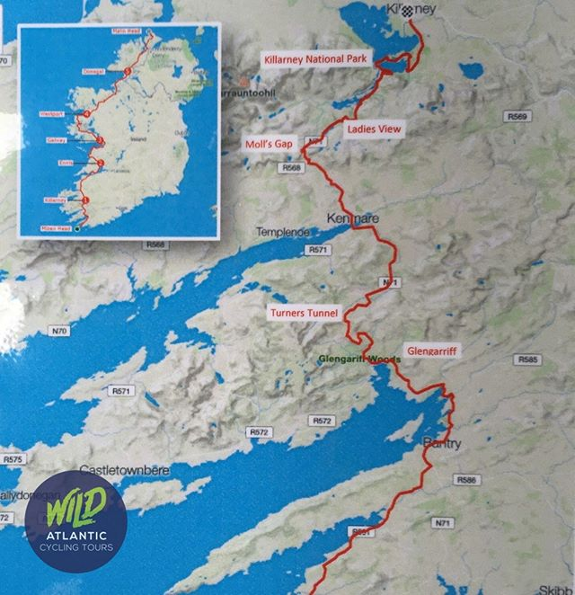 We're 100% Irish and our routes are second to none - www.wildatlanticcycling.com/about #cyclinguk #cycleireland #cycletouring