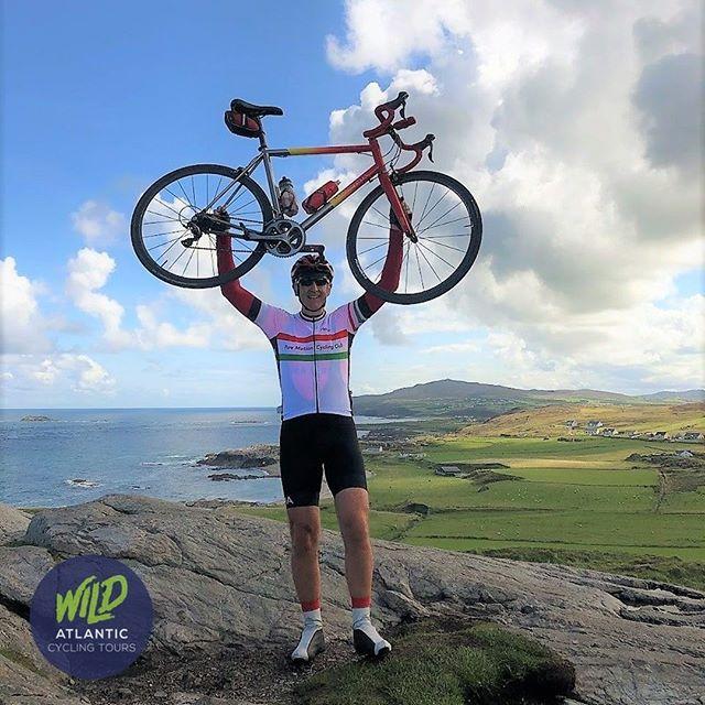 MizMal is a challenge to be proud of! Make 2019 YOUR year :-) www.wildatlanticcycling.com #mizmal #cyclingadventures