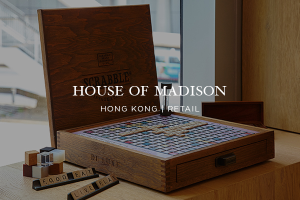 House of Madison, Hong Kong