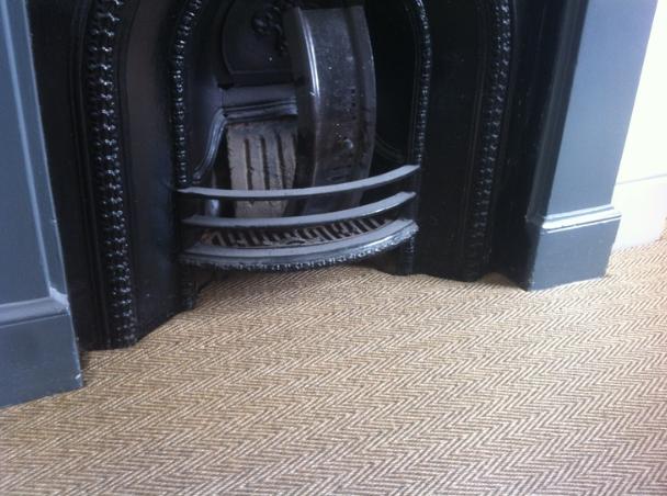 Natural Floor Sisal Herringbone