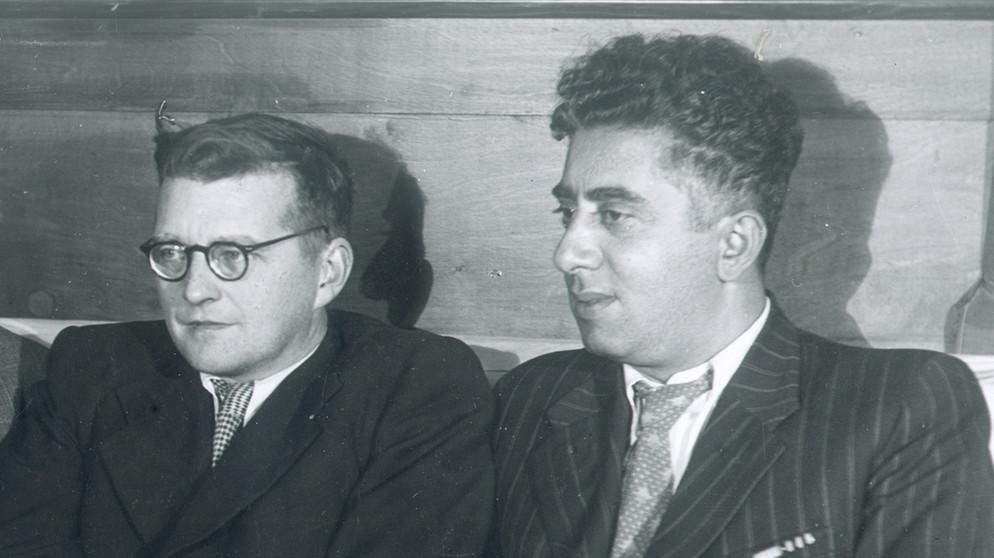 Bildquelle: Was heute geschah - 11. August 1975: KPdSU-Nachruf auf Schostakowitsch | BR-Klassik