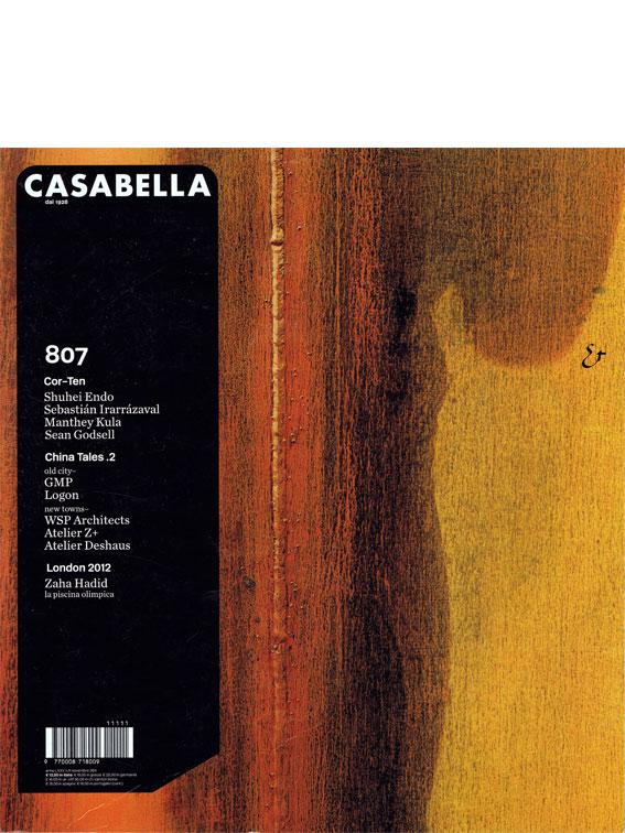 2011 - Casabella