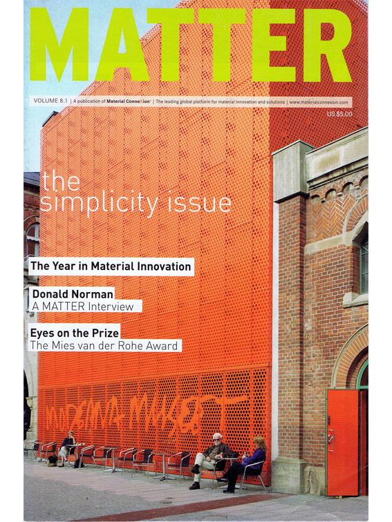 2011 - Matter