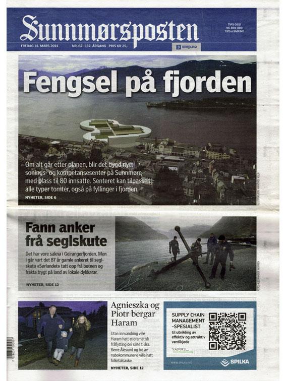2014 - Sunnmørsposten