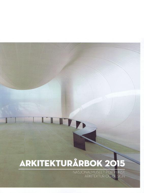 2015 - Arkitekturårbok