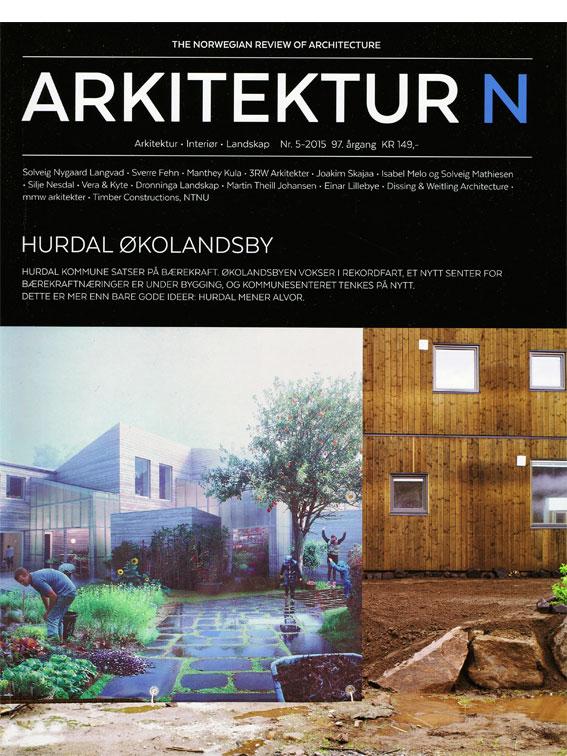 2015 - Arkitektur N