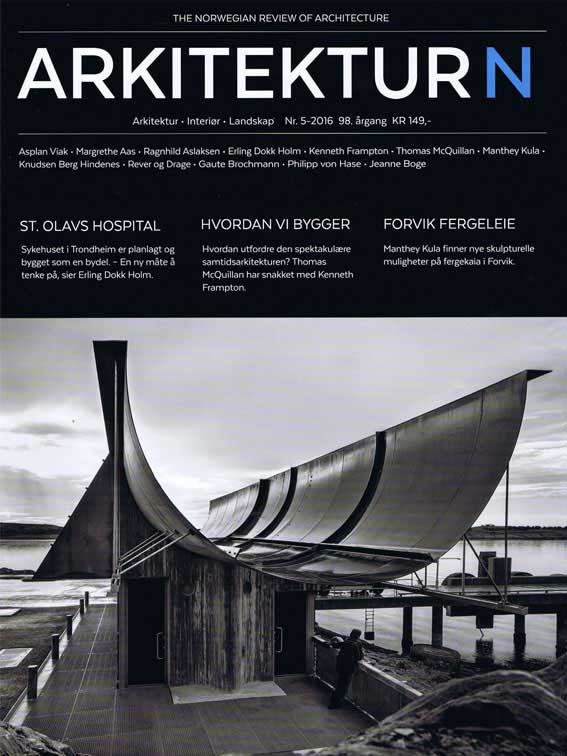 2016 - Arkitektur N