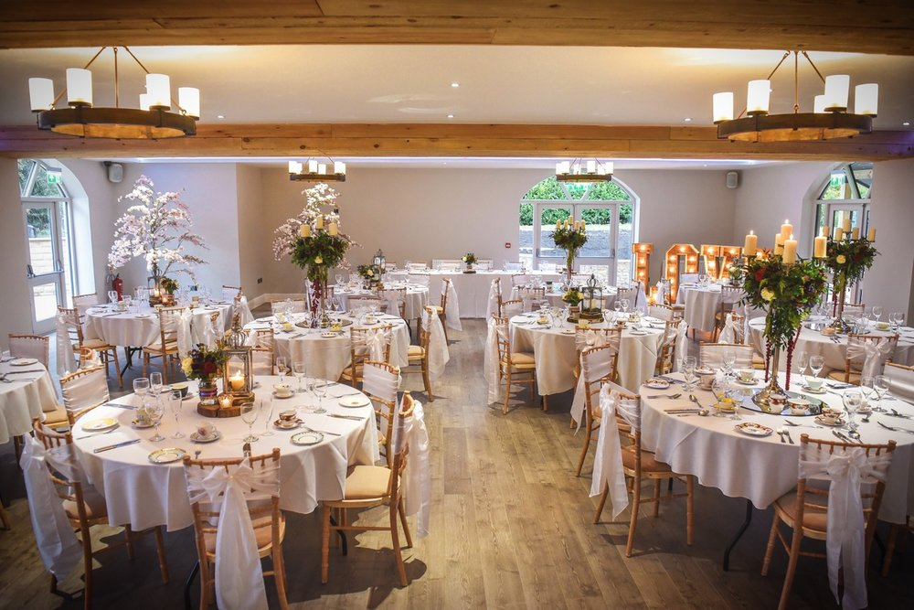 Weddings Mill At Conder Green
