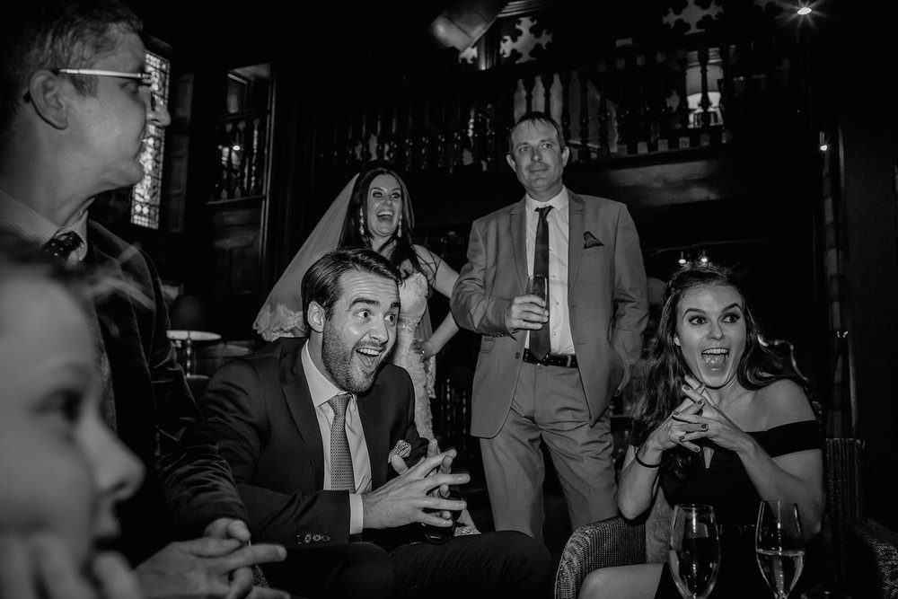 Christopher Hurst Wedding Entertainment Magician Mind Reading.JPG