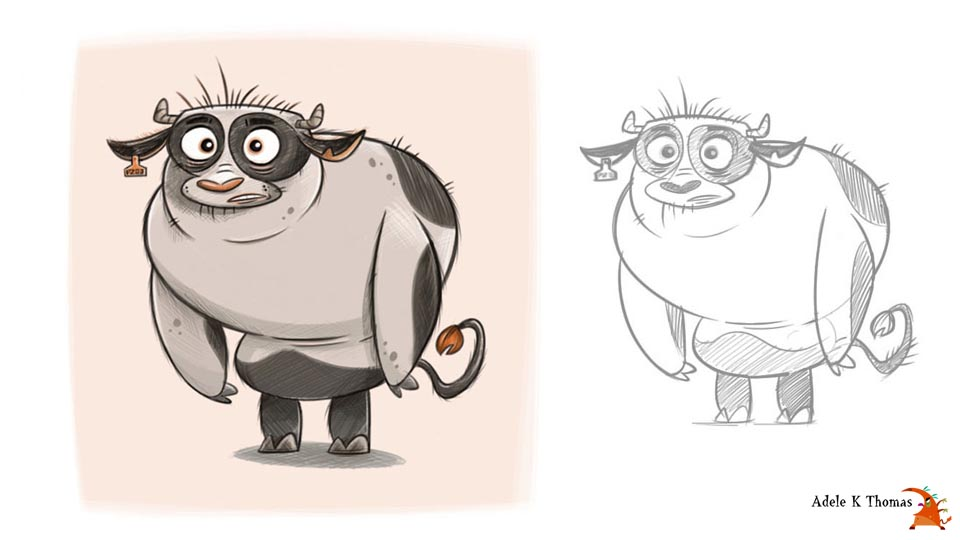 Petting Zoo : Character Designs : Dreamworks Designing Dreams Project