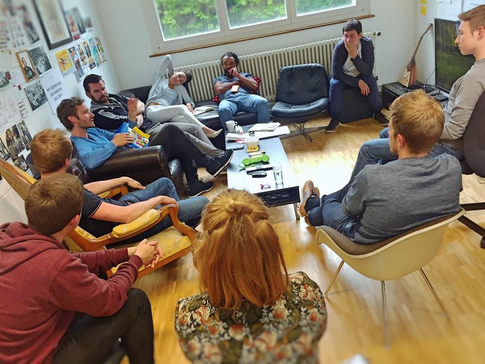 Das Kultur Board bei Apps with love