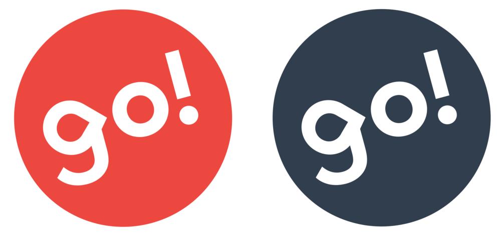 Besteller App Logo und Fahrer App logo