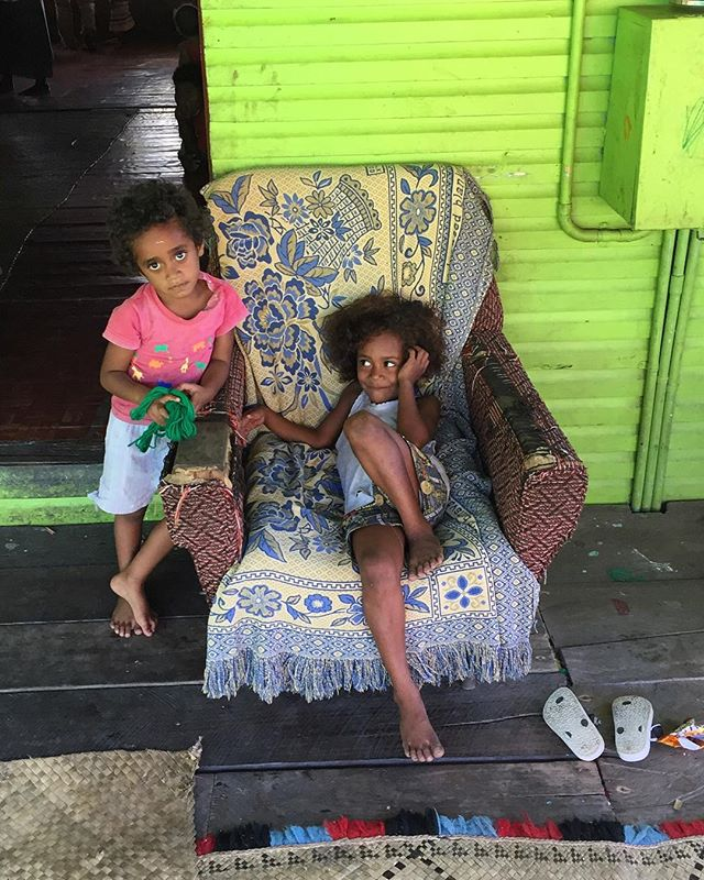Fijian guys wishing you to have a great weekend! #fiji #savusavu #travel #kids #locals #hapiness #friday #exploretheworld #village