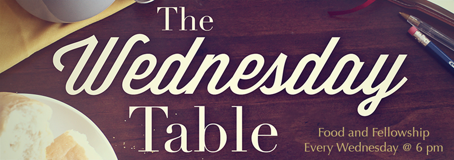 Wednesday Table