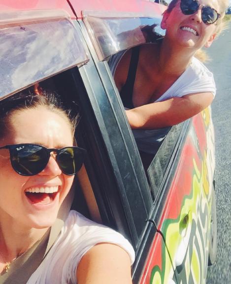 image via Olivia's instagram
