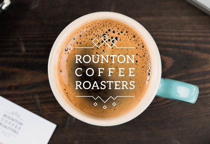 <b>Rounton Coffee Roasters</b><br>Branding