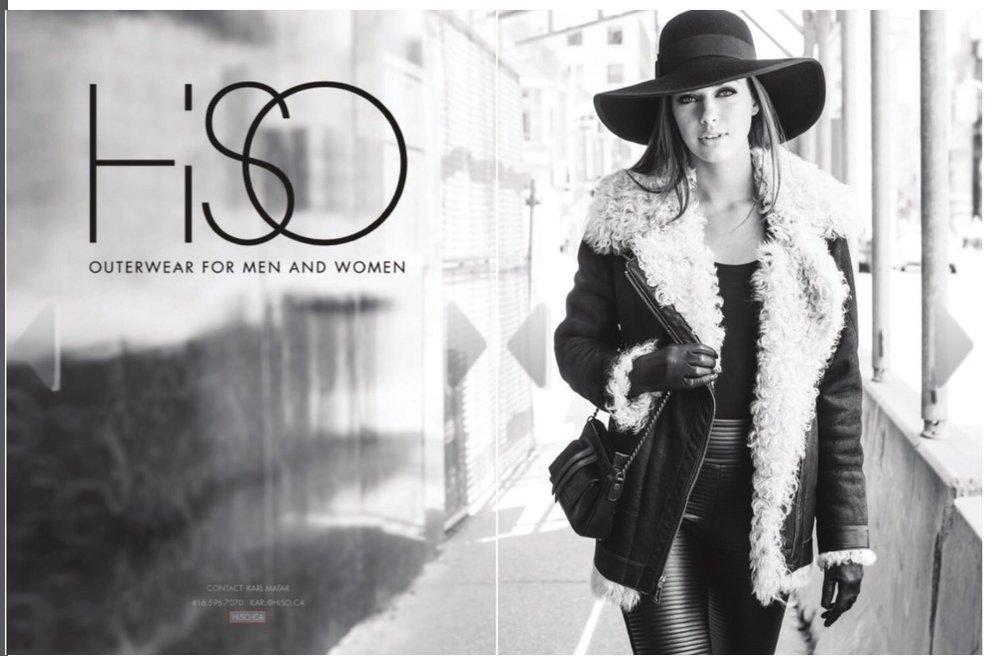 Outerwear Magazine March 2016