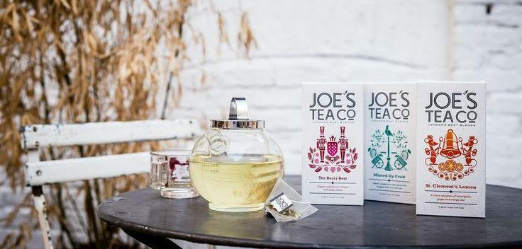 Joe's Tea - HoneyBella tea