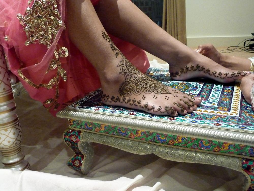 Mehndi Ankle Instagram : Eid special mehndi design easy latest best jewellery