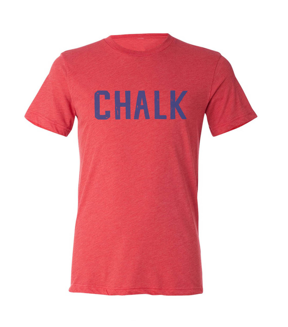 Rock Chalk Red T