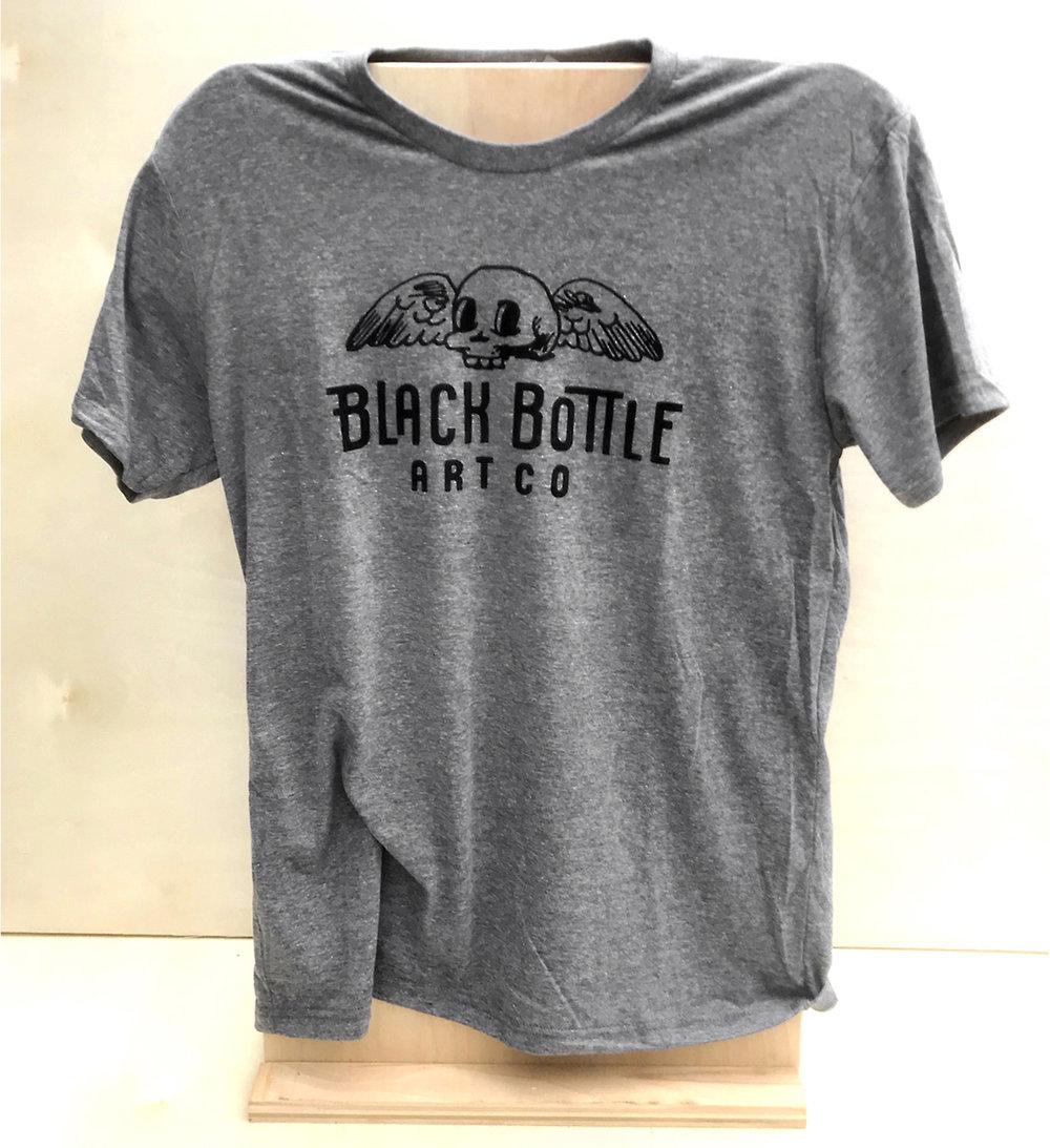 Black Bottle Art Co T-shirt