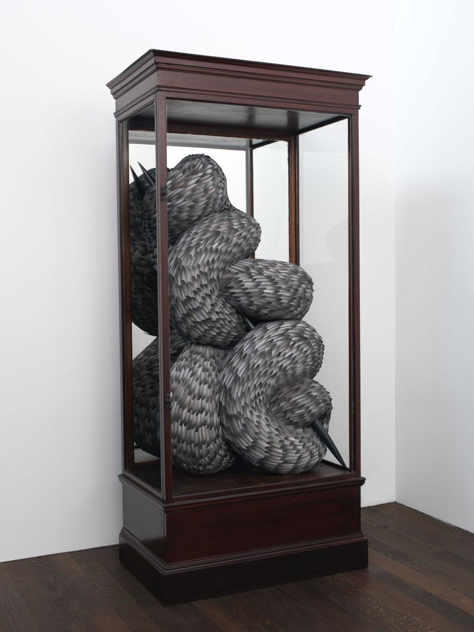 Sneer, 2014, Kate MccGwire