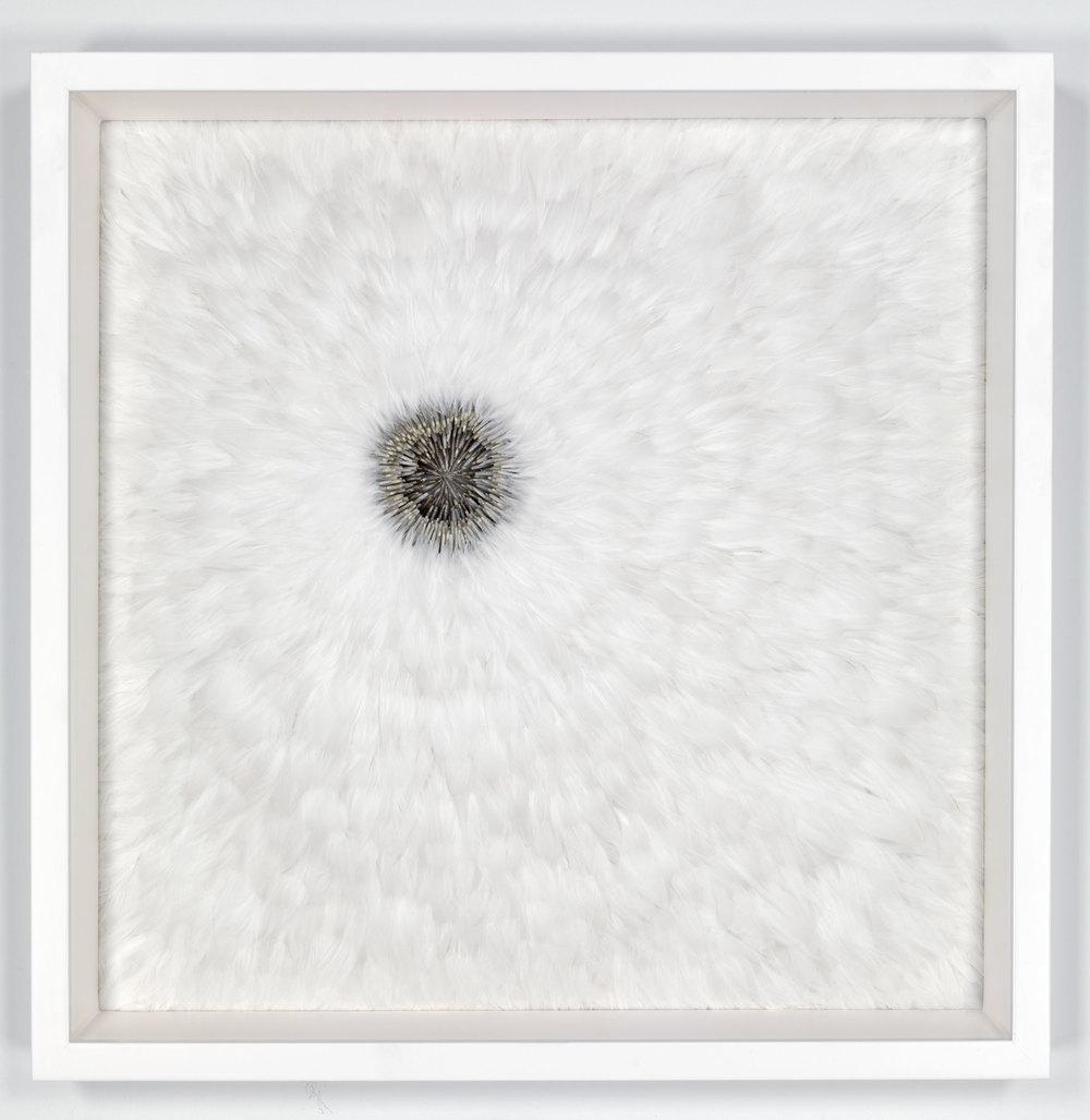 Sissure, 2014, Kate MccGwire