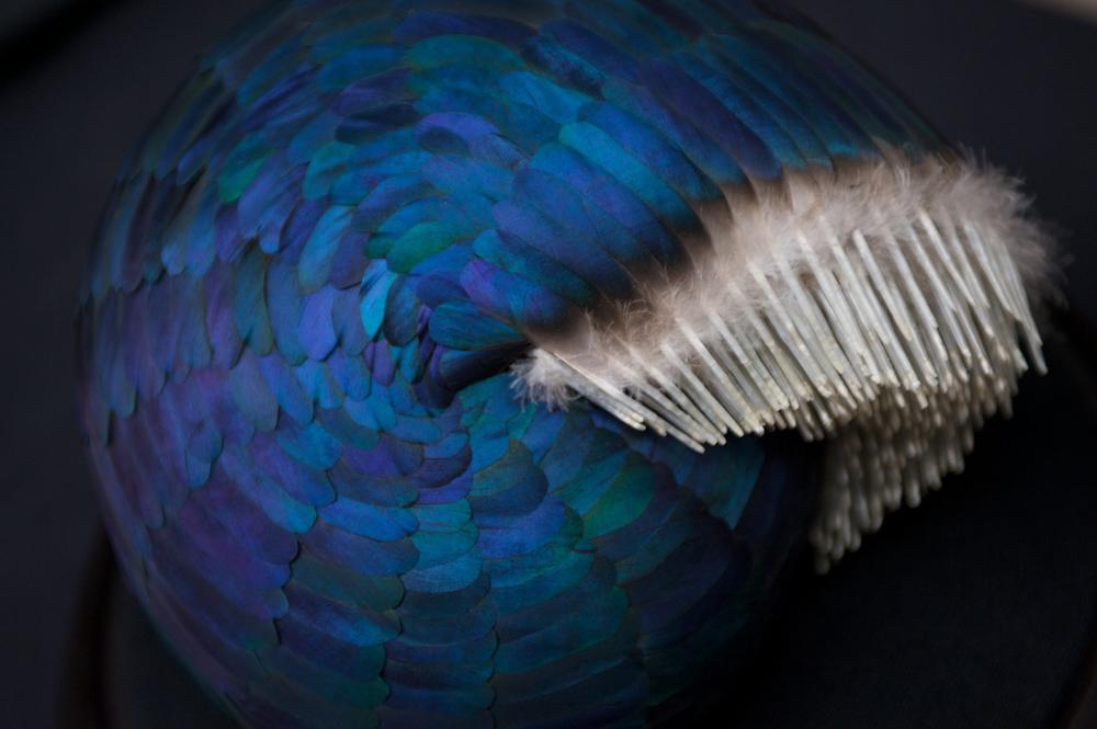 Shroud, 2013, Kate MccGwire