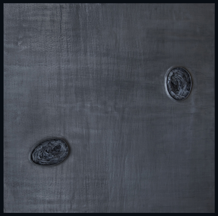Stigma (Pudor), 2012, Kate MccGwire