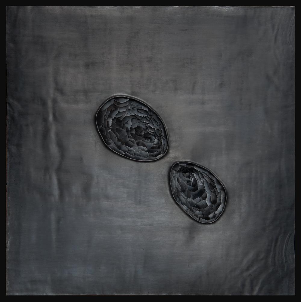 Stigma IV, 2011, Kate MccGwire