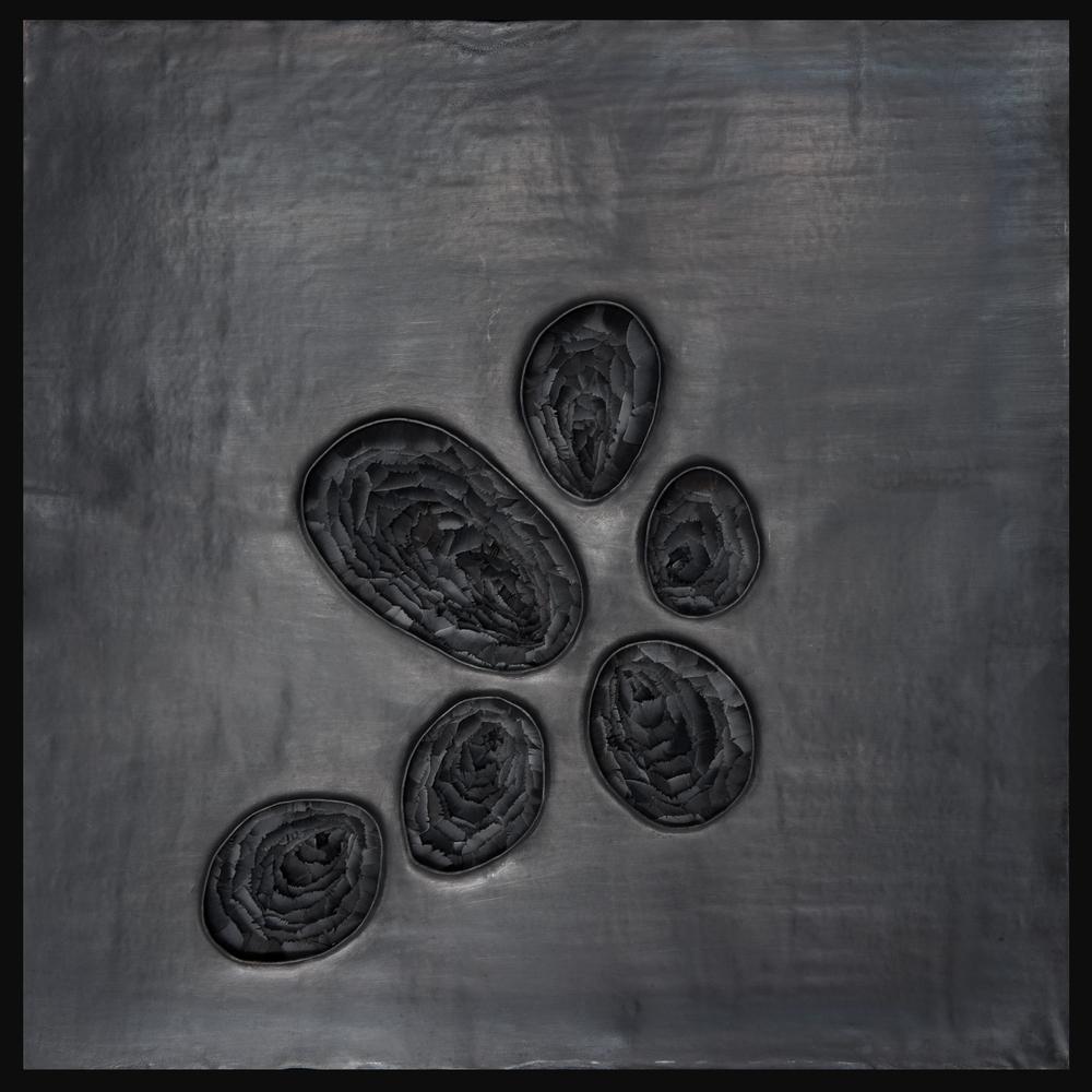 Stigma III, 2011, Kate MccGwire