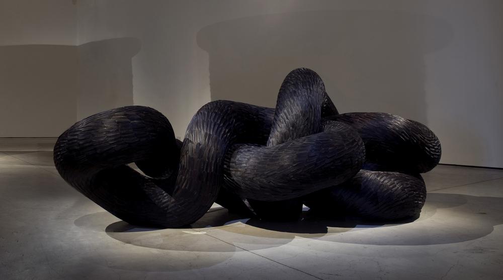 Corvid, 2011, Kate MccGwire