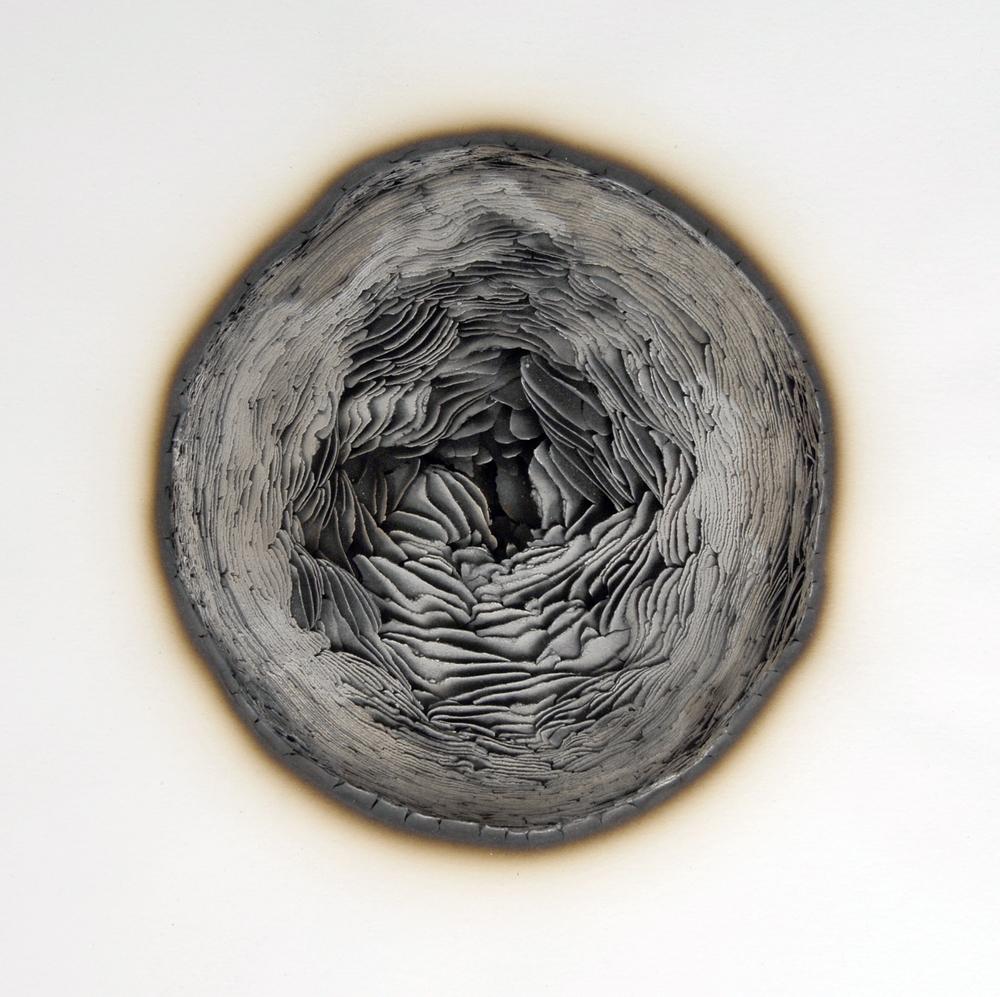 Seethe, 2007, Kate MccGwire