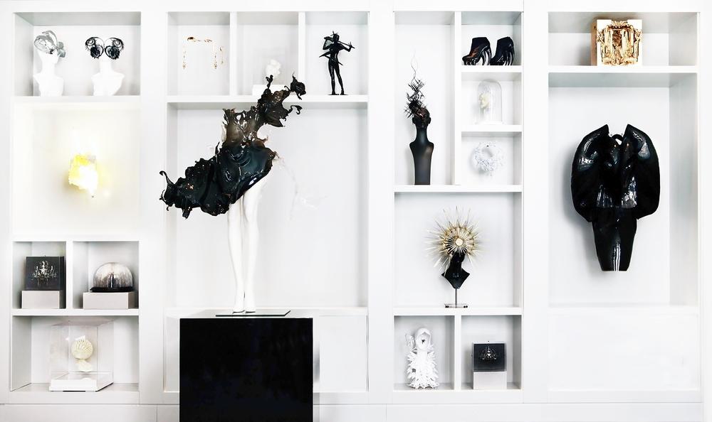 Iris van Herpen, SHOWcabinet, 2013