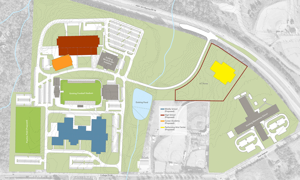 MCCSS Facilities Master Plan