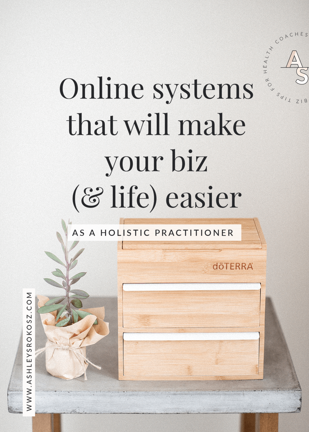 Are you a holistic health coach who is confused by all the different online tools and systems there are to run your business? Click here for 4 online business tools that you will use everyday in your business and actually DO save hours of time. P.S. 2 of them are completely free! These are perfect for holistic nutritionists, health coaches, or yoga teachers.