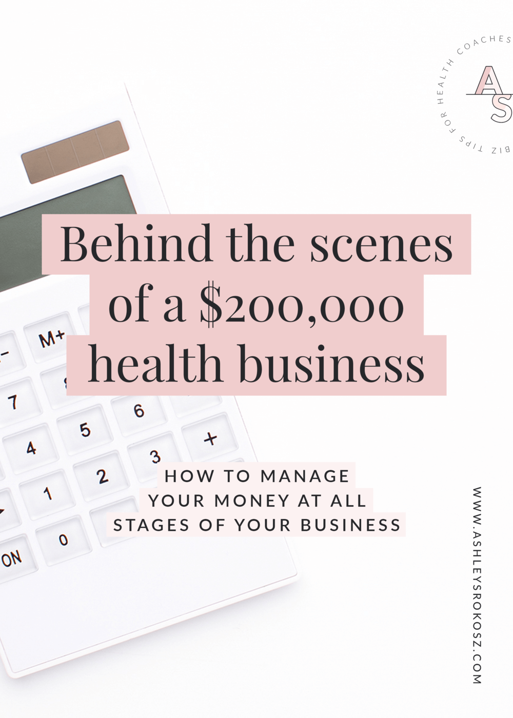 Want to know exactly how a $200,000 health business is run behind the scenes? Click to find ALL the nitty gritty details from what to spend your money on, how to save easily for huge expenses, like income taxes and masterminds, and how this one Registered Holistic Nutritionist is planning to pay of her $191K mortgage in less than 3 years. #healthcoaching #nutritionbusiness #businesstips #launching #squarespace