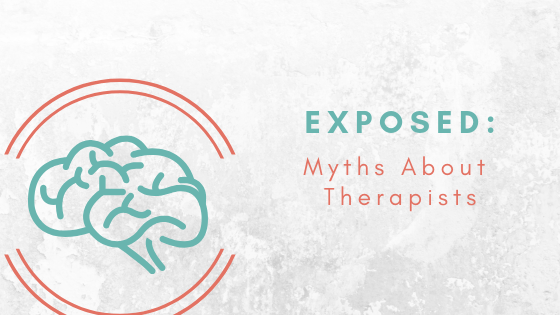 Myths about therapists