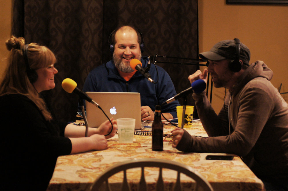 Listen up: Cincinnati hobbyists turn their passions into podcasts    Passion breeds passion, and after sitting down with the members of two Queen City podcasts, the ticket to their success is not to fake it, which leaves a growing trust between them and their (growing) listeners.