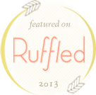 Pretty Swell Parties on Ruffled