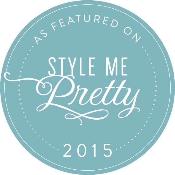 Pretty Swell Parties on Style Me Pretty