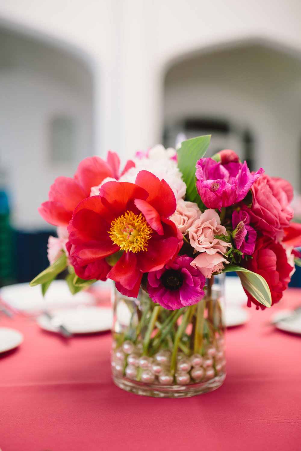 Callanwolde Fine Arts Center Wedding by Pretty Swell Parties